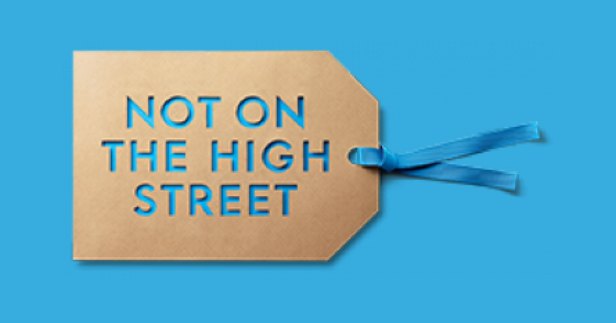 Not On The High Street Discount Codes Vouchers For November 2018