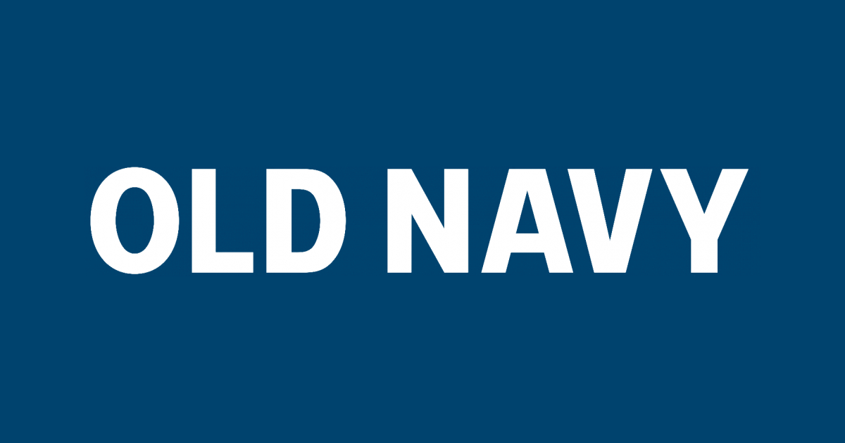 8525636bba Old Navy Coupons   Promo Codes for April 2019 - Valid   Working Deals